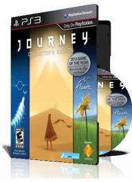 بازی (Journey Collectors Edition PS3 (4DVD